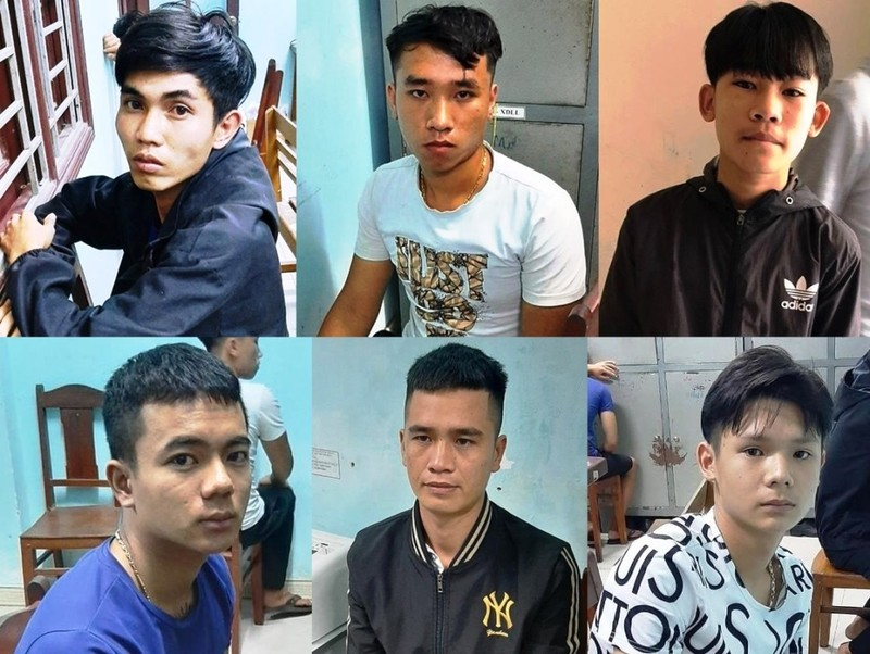 Vụ 2 công an hy sinh: Bắt khẩn cấp 7 thanh niên gây rối - ảnh 1
