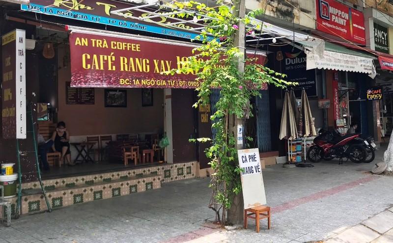 Người dân Đà Nẵng hồ hởi trong ngày đầu cho bán mang về - ảnh 4