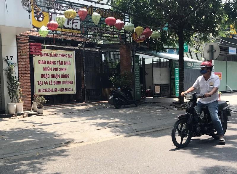 Người dân Đà Nẵng hồ hởi trong ngày đầu cho bán mang về - ảnh 11