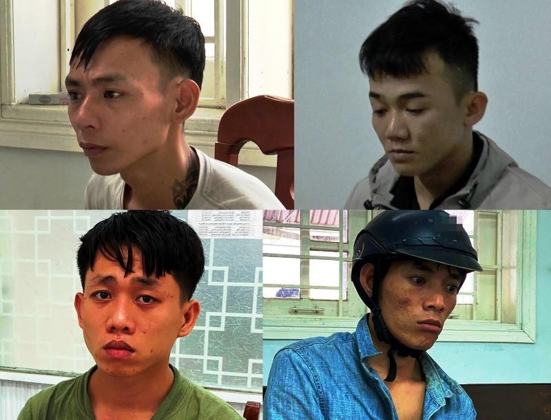 Nhóm chuyên trộm két sắt sa lưới cảnh sát hình sự Đà Nẵng - ảnh 1