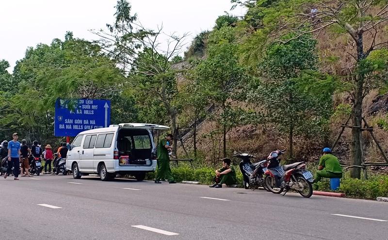 Phát hiện một thi thể đã khô trên núi ở Đà Nẵng - ảnh 1