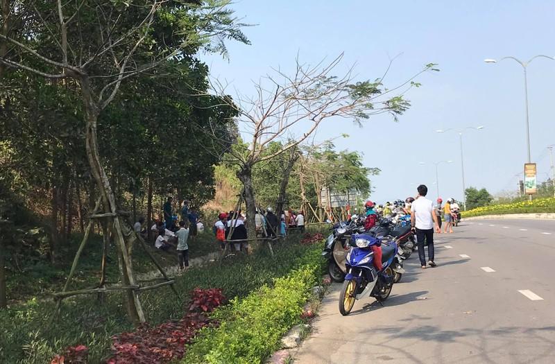 Phát hiện một thi thể đã khô trên núi ở Đà Nẵng - ảnh 2