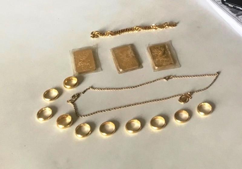 Trộm nhiều vàng trị giá 270 triệu đồng rồi mang đi chôn - ảnh 2