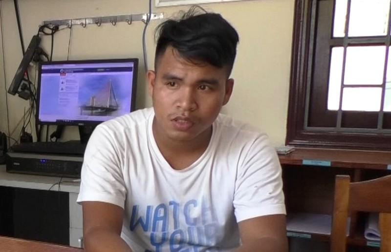 Đà Nẵng: Bắt nhóm thanh thiếu niên đập kính hàng chục ô tô - ảnh 1