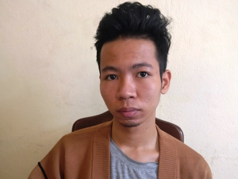 Bắt siêu trộm chuyên nhắm các thương hiệu nổi tiếng ở Đà Nẵng - ảnh 1