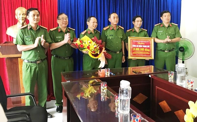 Bắt siêu trộm chuyên nhắm các thương hiệu nổi tiếng ở Đà Nẵng - ảnh 3