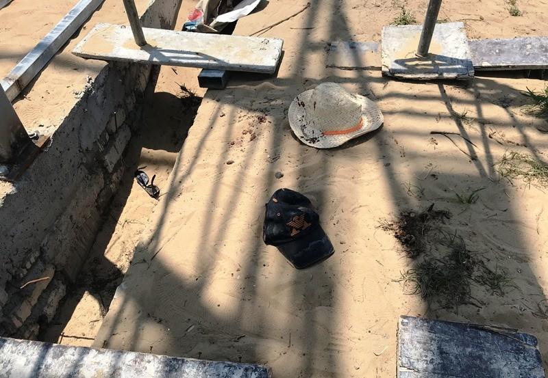Thợ hàn ở Đà Nẵng rơi từ giàn giáo xuống đất tử vong - ảnh 1