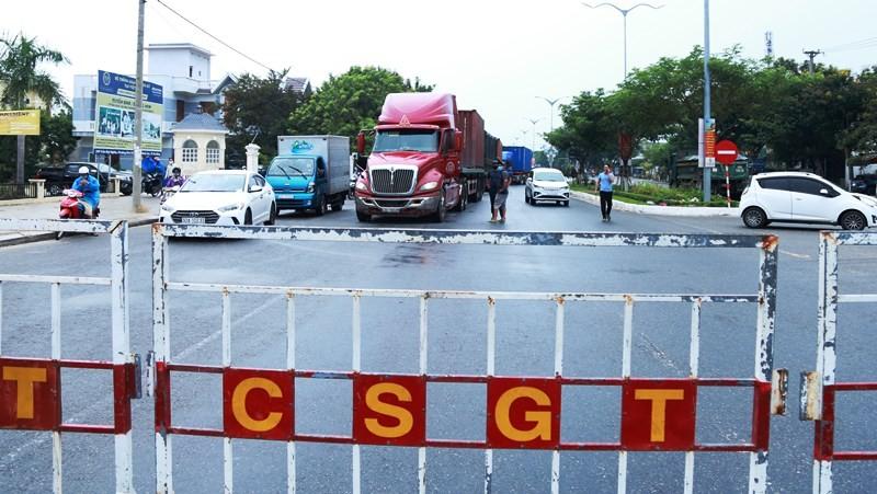 Đà Nẵng: Lập 8 chốt vận động xe cá nhân quay về - ảnh 3