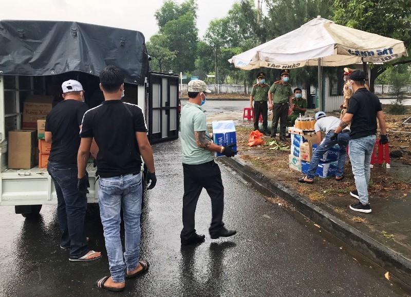 Đà Nẵng: Lập 8 chốt vận động xe cá nhân quay về - ảnh 5