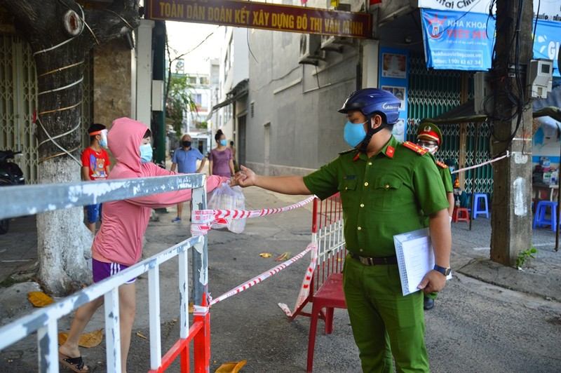Ngày truyền thống đặc biệt của Công an TP Đà Nẵng  - ảnh 1