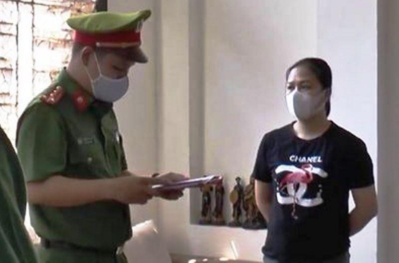 Đà Nẵng: 2 phụ nữ làm giả sổ hồng thế chấp 3,5 tỉ đồng - ảnh 1