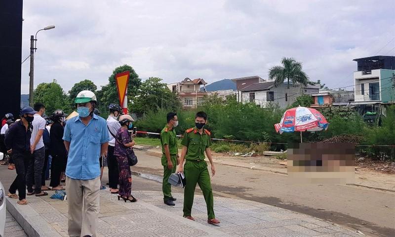 Phát hiện thi thể 1 phụ nữ dưới kênh nước ở Đà Nẵng - ảnh 1