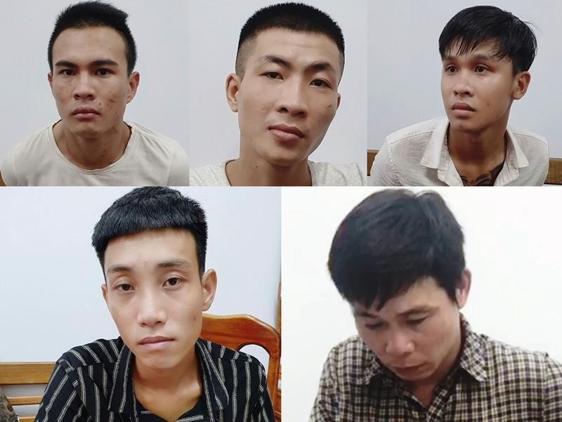 Liên tiếp bắt 2 nhóm chuyên trộm xe máy ở Đà Nẵng - ảnh 1