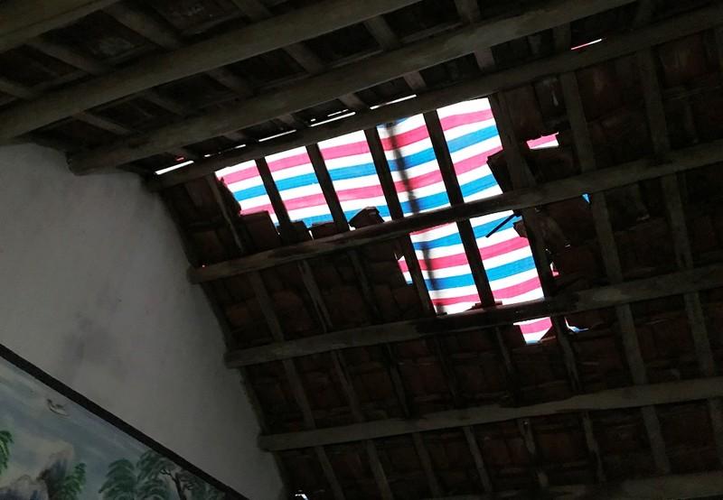 Đà Nẵng: Gió lớn khiến 2 căn nhà tốc mái - ảnh 9