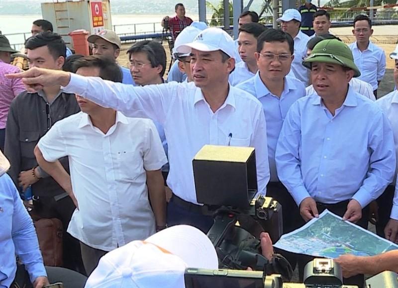 Bộ trưởng Bộ KH&ĐT cam kết hỗ trợ đầu tư Cảng Liên Chiểu - ảnh 1