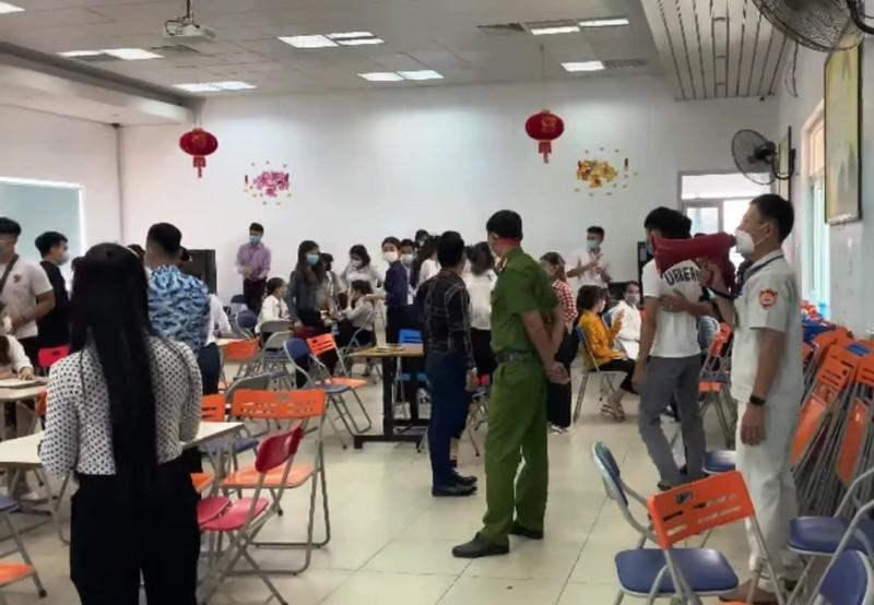 Đà Nẵng: 100 người công ty đa cấp tụ tập, bất chấp dịch - ảnh 1
