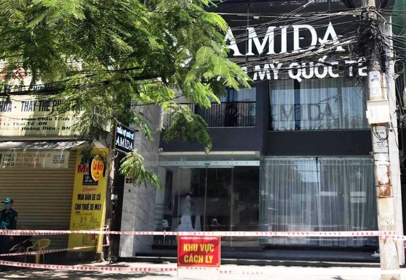 Đà Nẵng: xem xét khởi tố vụ án tại ổ dịch thẩm mỹ viện AMIDA - ảnh 1