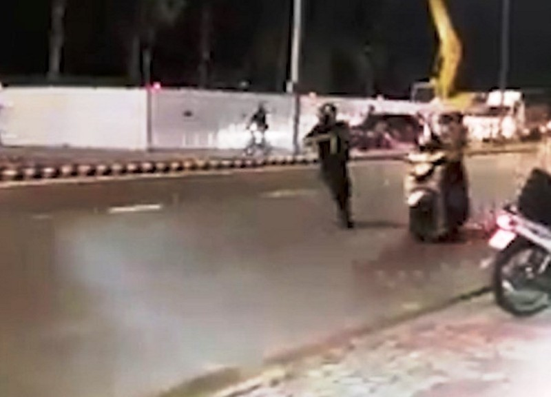Công an Đà Nẵng nổ súng trấn áp 2 nhóm chuẩn bị hỗn chiến giữa đêm - ảnh 1