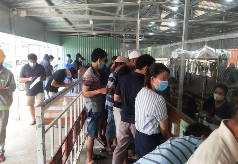 Bất cập ở chốt kiểm soát y tế vào nội thành Đà Nẵng - ảnh 2