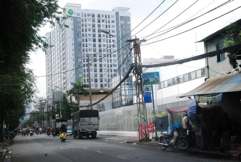Dự án bất động sản đổ dồn về quận 4  - ảnh 1