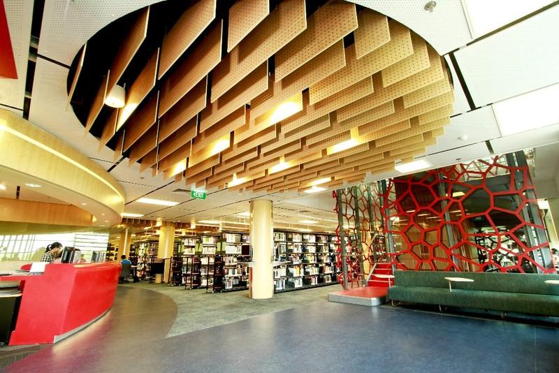 Ngôi trường có cơ sở vật chất sang chảnh nhất TP.HCM - ảnh 9