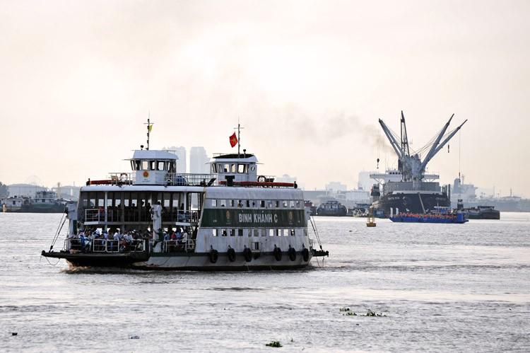 TP.HCM muốn xây cầu Cát Lái và Bình Khánh  - ảnh 1