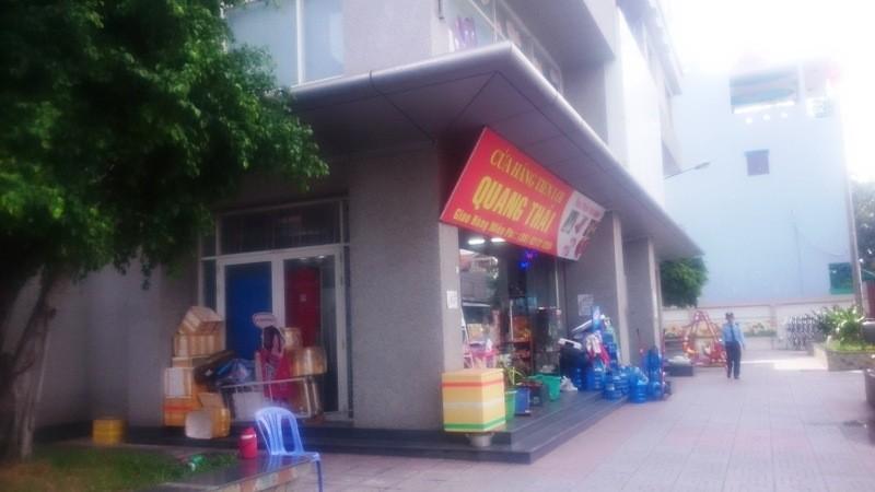 Hơn 250 hộ dân ở chung cư Quang Thái kêu cứu - ảnh 3