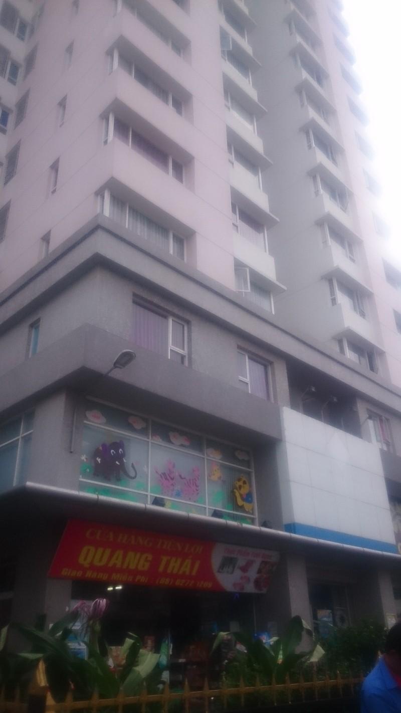 Hơn 250 hộ dân ở chung cư Quang Thái kêu cứu - ảnh 2