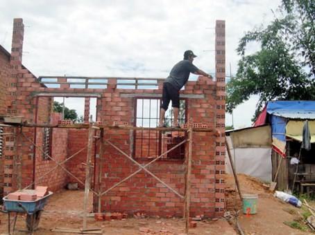 TP.HCM xây nhà cho người có công với Cách mạng - ảnh 1