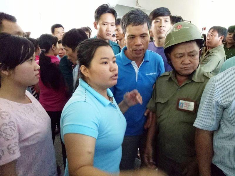Chung cư Thái An náo loạn vì tranh chấp Ban quản trị - ảnh 1