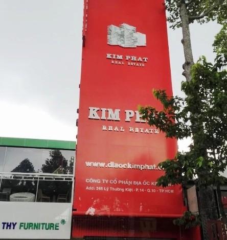 Thêm nhiều nạn nhân bị Kim Phát nâng giá bán đất nền - ảnh 1