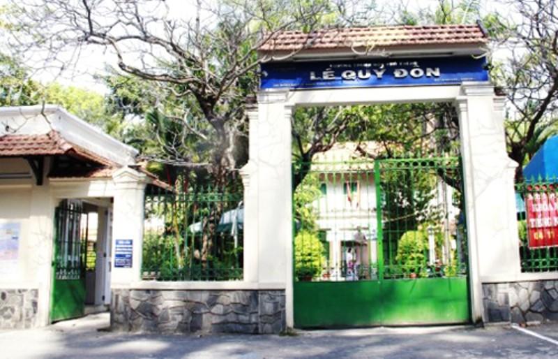 Mở rộng diện tích trường học lâu đời nhất ở Sài Gòn - ảnh 1