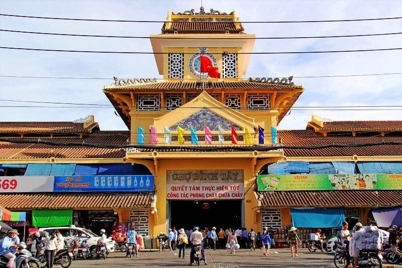 TP.HCM đóng cửa chợ Bình Tây một năm để sửa chữa - ảnh 1
