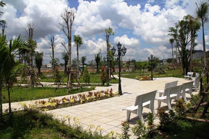 """Đất nền vùng ven Sài Gòn """"sốt"""" trở lại? - ảnh 3"""