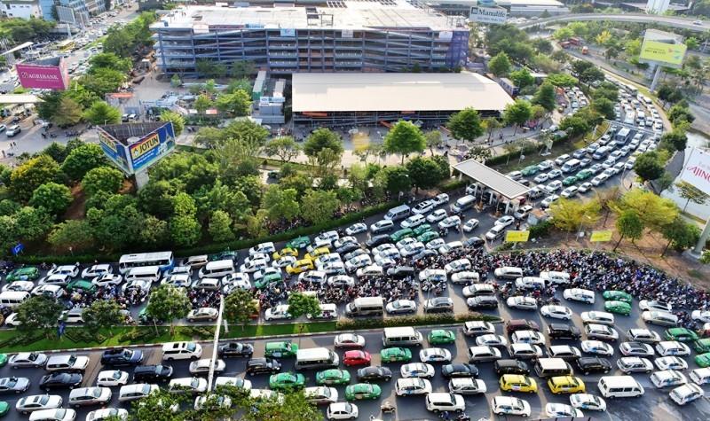 18.000 tỉ đồng xây dựng tuyến đường bộ trên cao số 1 - ảnh 1