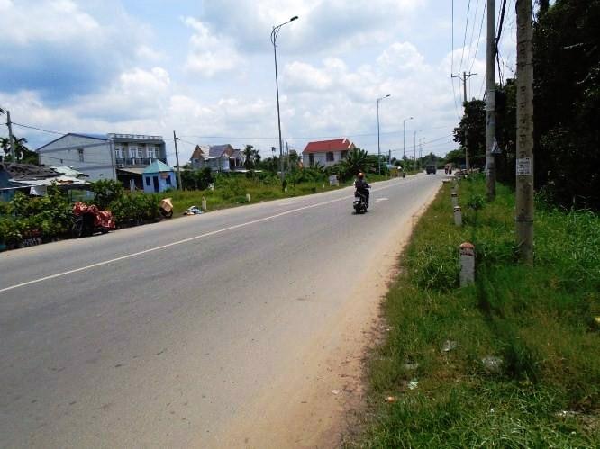 Hơn 1.000 tỉ đồng để mở rộng Tỉnh lộ 9 ở Sài Gòn - ảnh 1