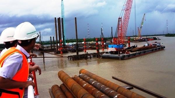 TP.HCM sẽ xây thêm 2 cây cầu ở Nhà Bè - ảnh 1