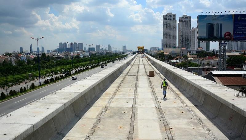 TP.HCM vay 6.200 tỉ đồng xây metro Bến Thành - Tân Kiên - ảnh 1