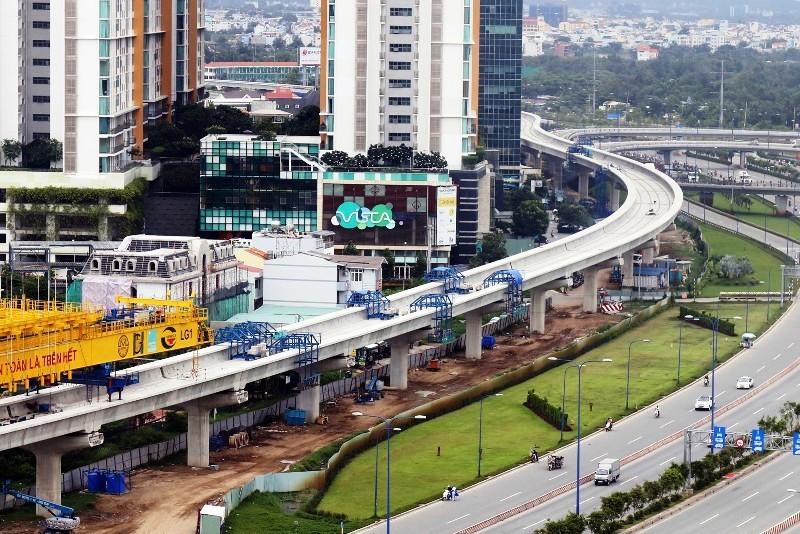 TP.HCM muốn mở rộng vùng đô thị trung tâm - ảnh 1