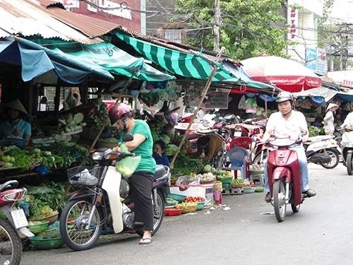 TP.HCM dẹp 2 ngôi chợ ở quận 1 - ảnh 1