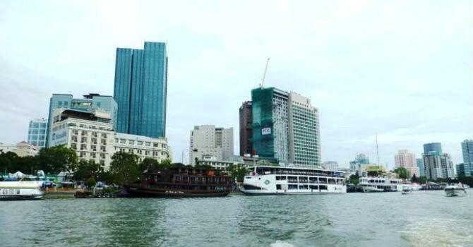 TP.HCM xây đường hầm chạy dọc đường Tôn Đức Thắng - ảnh 1