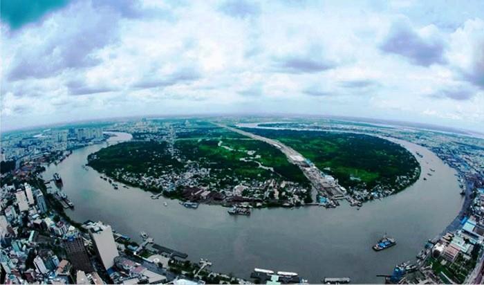 Công ty CII làm chủ đầu tư nạo vét hồ ở Thủ Thiêm - ảnh 1