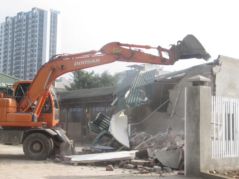 Chủ đầu tư phải cam kết đảm bảo an toàn cho công trình liền kề - ảnh 1