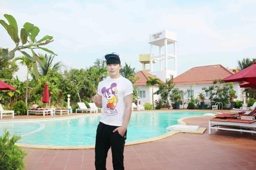 Mê mẩn nhà triệu đô, resort xa xỉ của Nathan Lee - ảnh 5