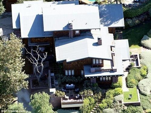 5 biệt thự xa hoa Angelina Jolie - Brad Pitt từng ở - ảnh 7