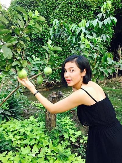 Biệt thự nhà vườn ngập hoa quả của diễn viên Việt Trinh - ảnh 14