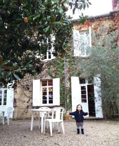 Vườn nho xanh tốt trong lâu đài tuyệt đẹp của Triệu Vy - ảnh 8