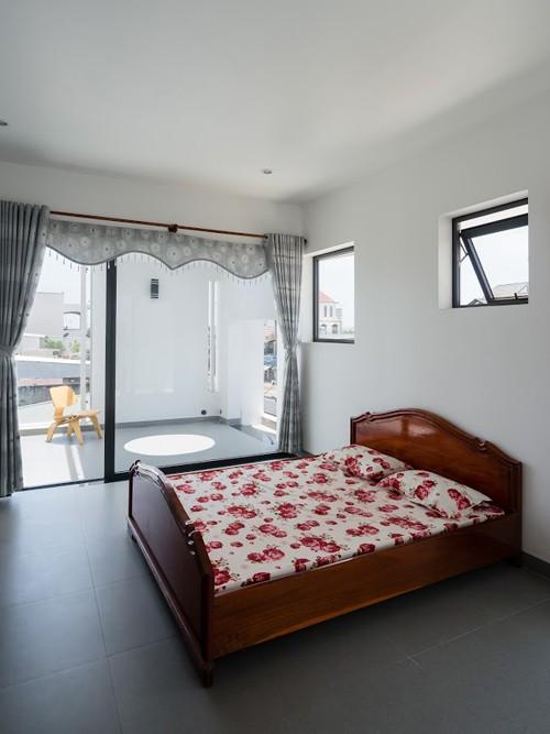 Ngôi nhà ở Đồng Nai nổi bật vì thiết kế lạ mắt - ảnh 12
