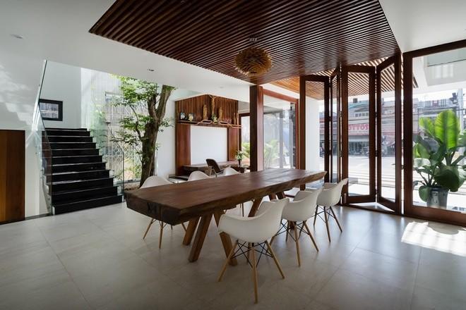 Ngôi nhà ở Đồng Nai nổi bật vì thiết kế lạ mắt - ảnh 4