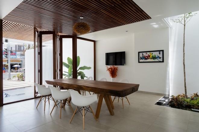 Ngôi nhà ở Đồng Nai nổi bật vì thiết kế lạ mắt - ảnh 5